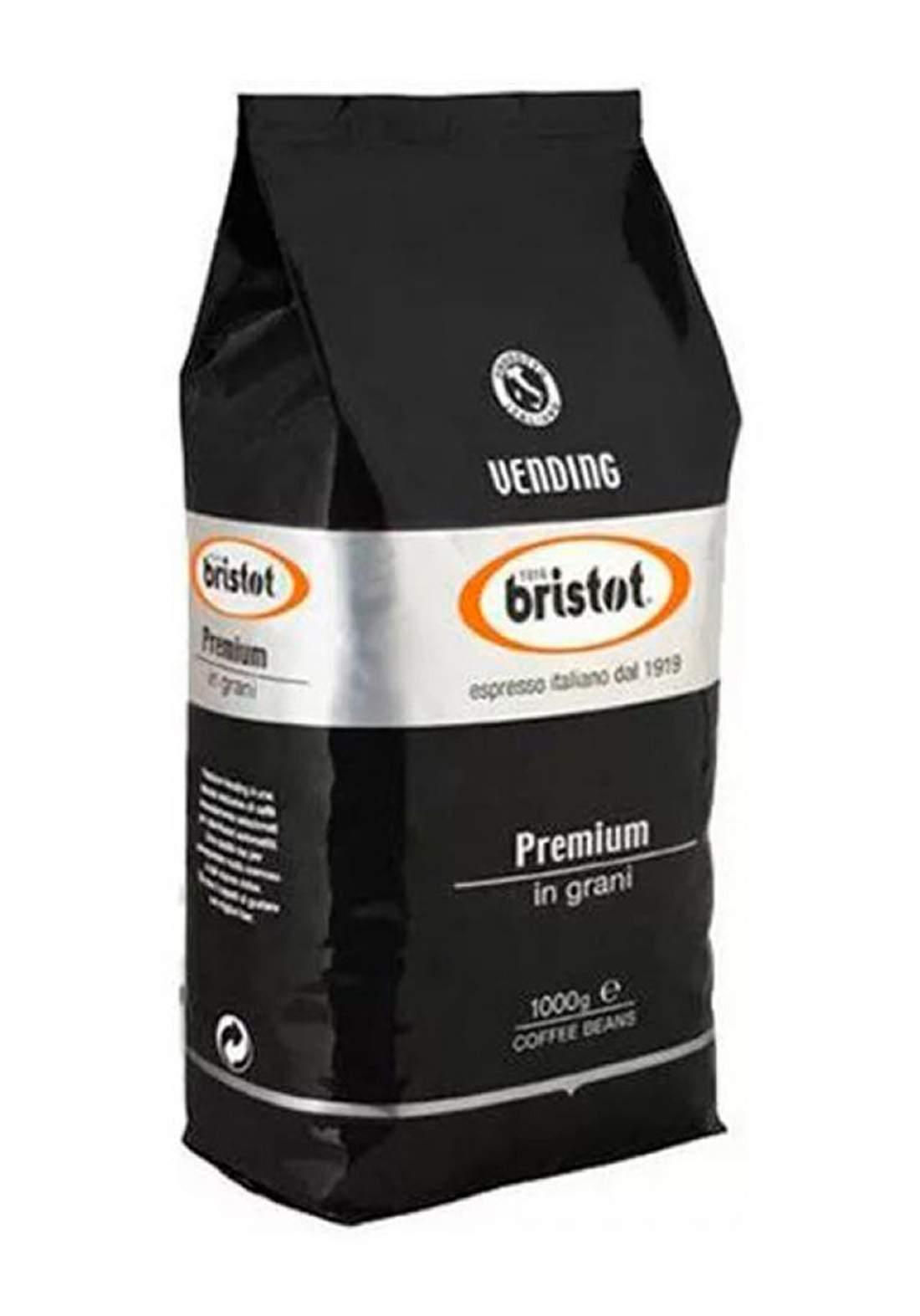 Bristot Grain coffee Da Premium 1kg قهوة