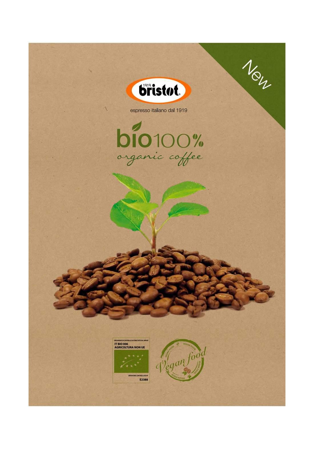 Bristot Bio 1kg قهوة