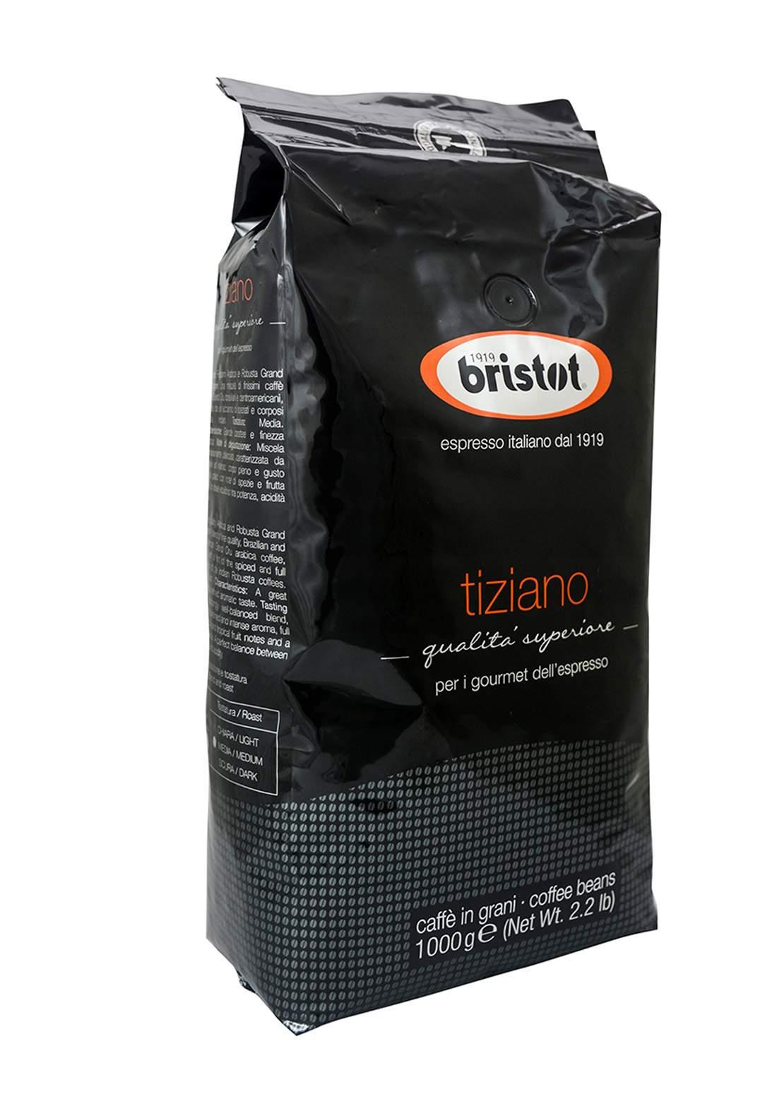 Bristot Tiziano coffee 1kg  قهوة