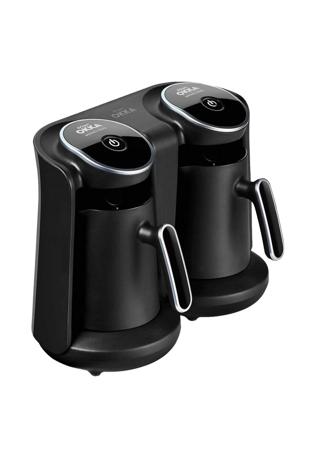 Arzum Okka Minio Duo  Coffee Machine 880 Watt ماكنة صنع قهوة