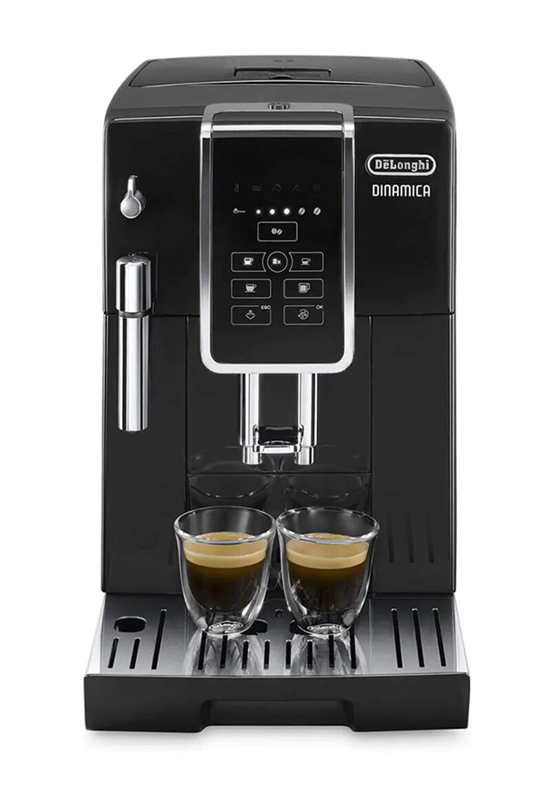 Delonghi ECAM350.15B Coffee Machine 1450 Watt ماكنة صنع قهوة
