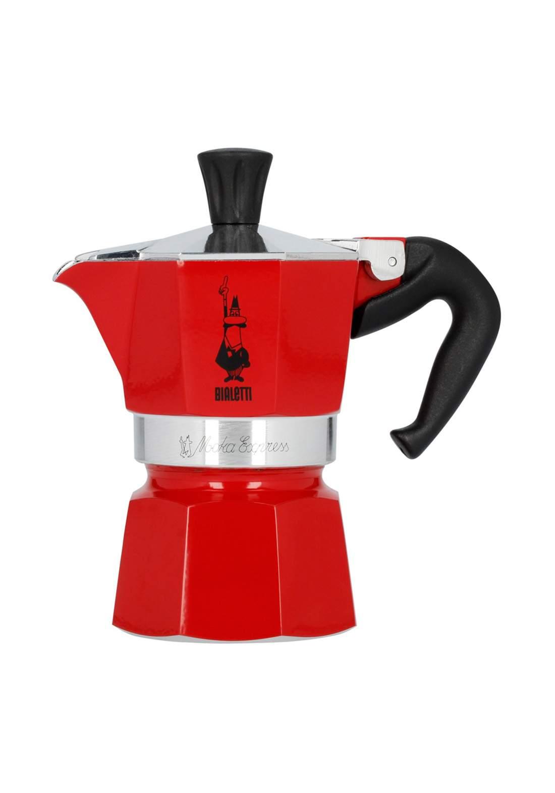 Bialetti Coffee Machine 130 ml ماكنة صنع قهوة