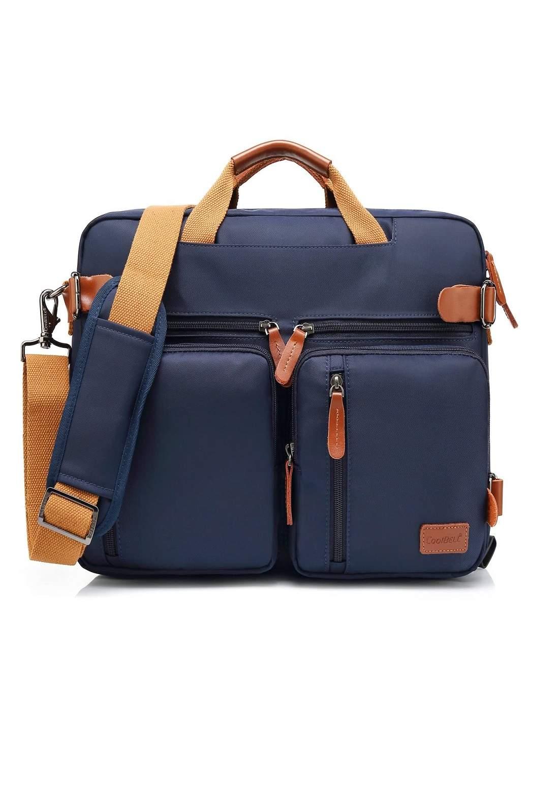 CoolBell CB-5005 Laptop Bag-Blue حقيبة لابتوب
