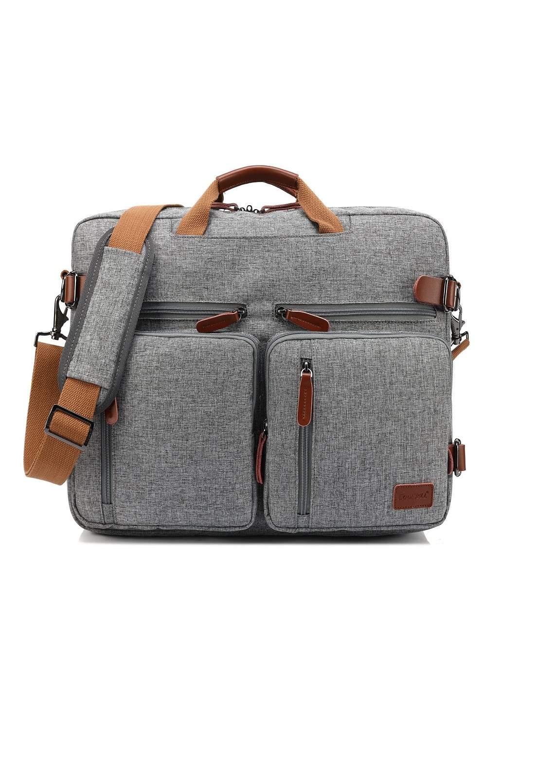 Coll Bell CB-5005 Laptop Bag-Grey حقيبة لابتوب