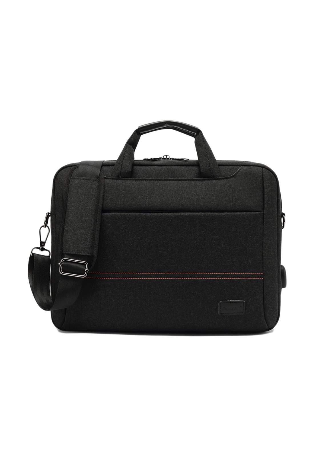 Coolbell 2088 Laptop Bag - Black حقيبة لابتوب