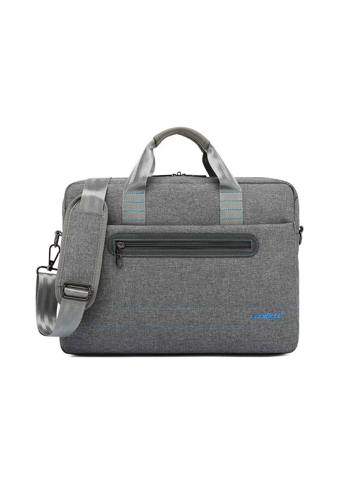 Coolbell 2082 Laptop Bag - Gray حقيبة لابتوب