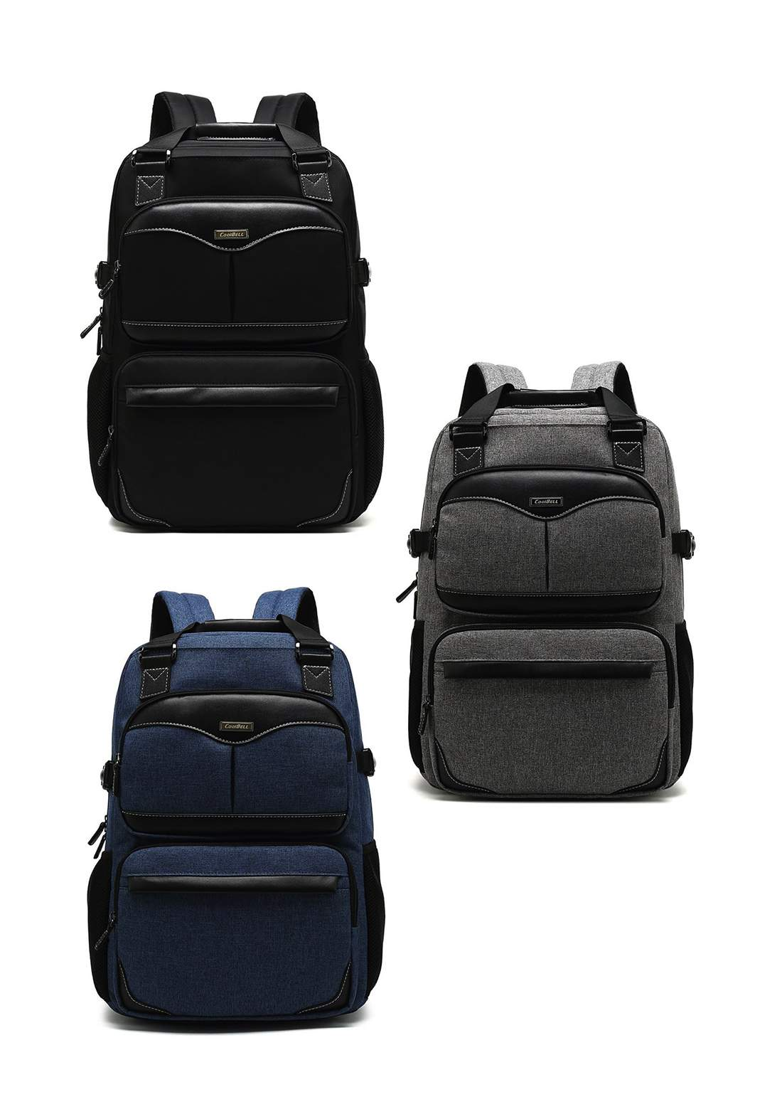 Coolbell CB-8017 Nylon Backpack حقيبة ظهر