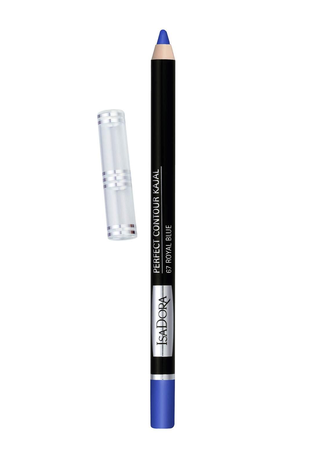 314235 Isadora Perfect Contour Kajal No.67 Royal Blue 1.30g   محدد العيون
