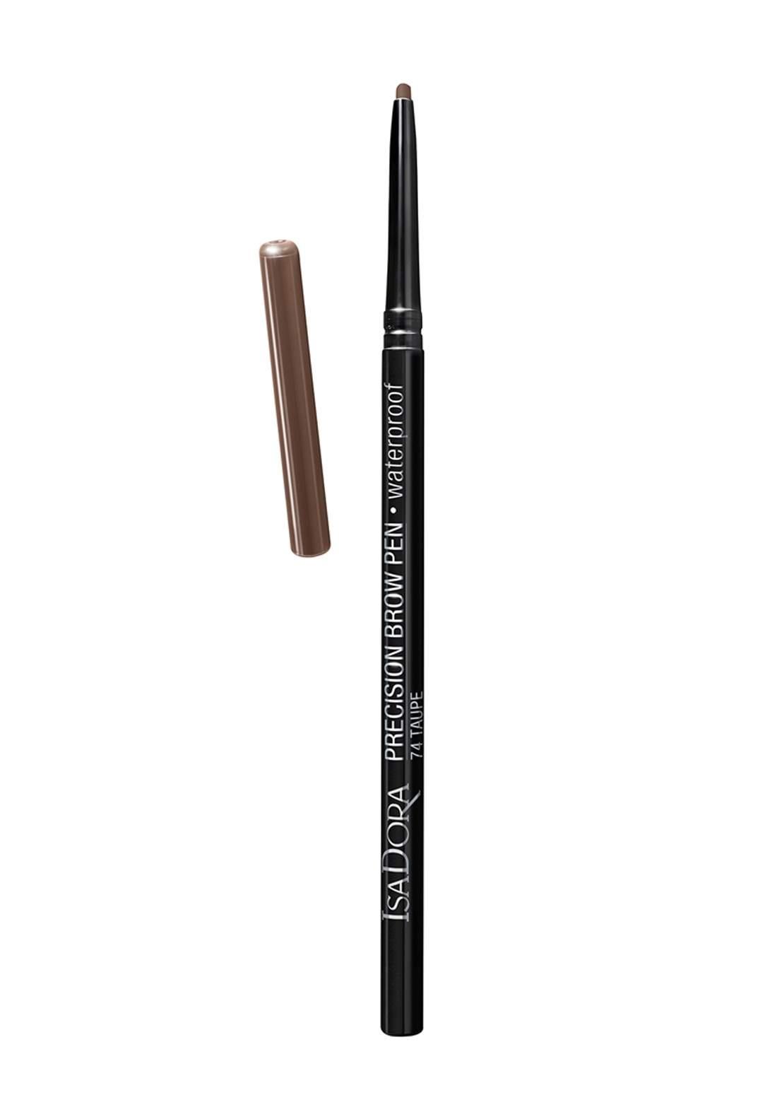 314203 Isadora Precision Brow Pen Wateproof - Taupe قلم حاجب