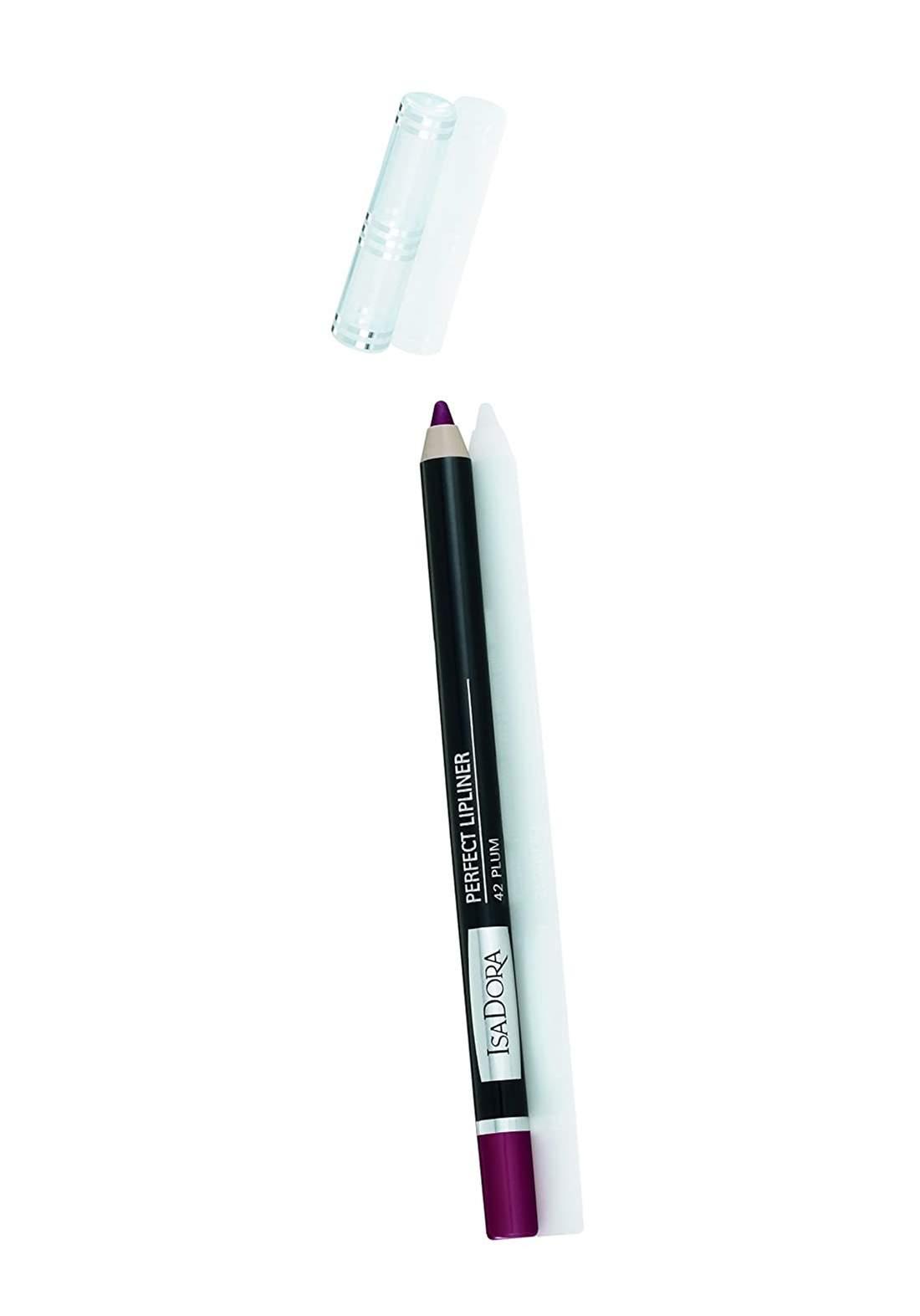 314364 Isadora Perfect Lipliner No.42   - Plum قلم تحديد الشفاه