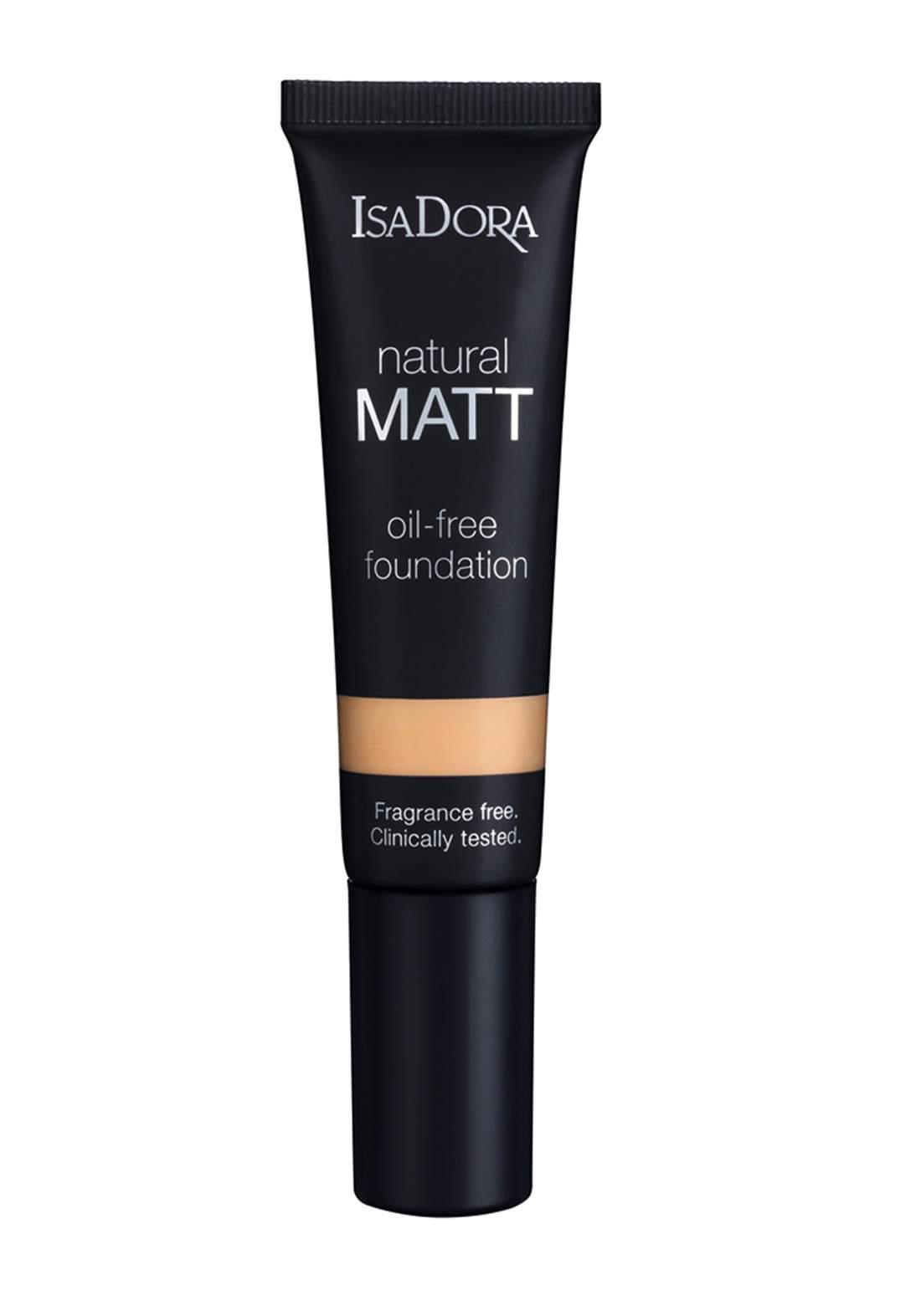 IsaDora 314300 Natural Matt Oil - Matt Sand كريم اساس