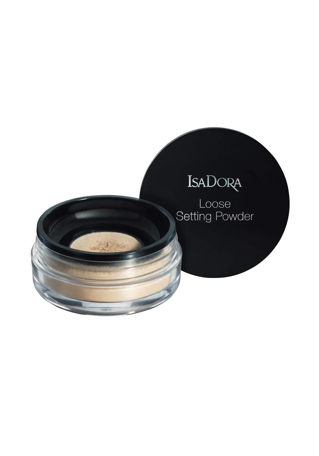 IsaDora 316545 Loose Setting Powder Fair No.03 بودرة تثبيت سائبة