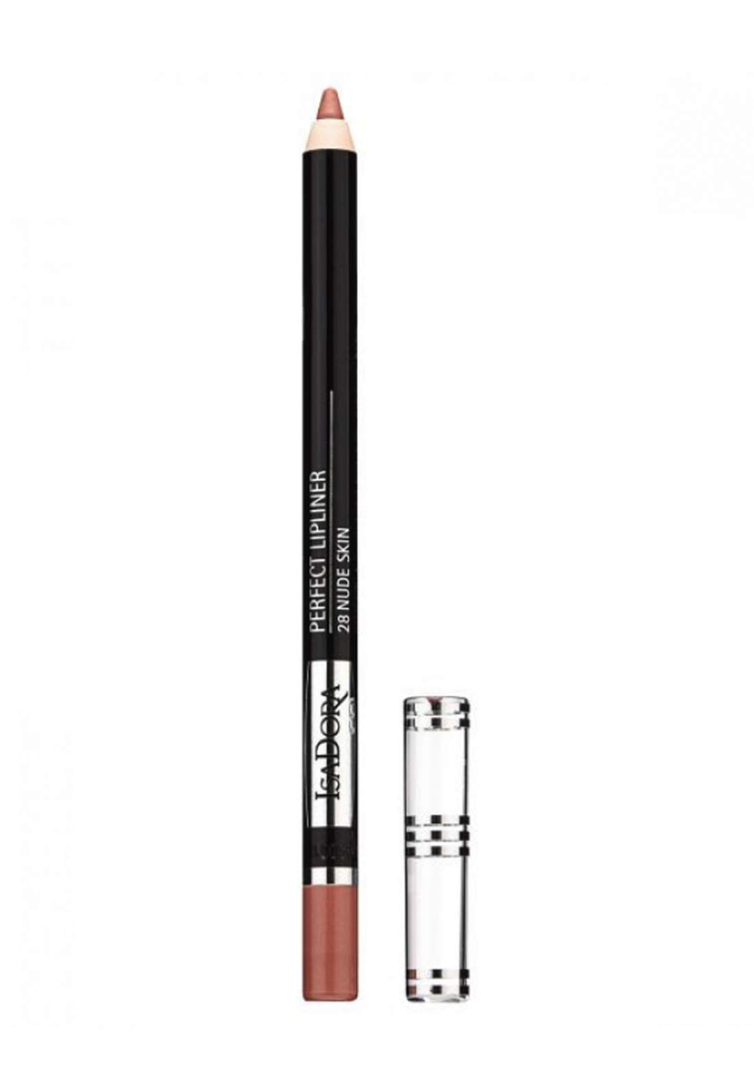 IsaDora 314359 Perfect Lipliner   - Nude Skin  NO.28 محدد شفاه