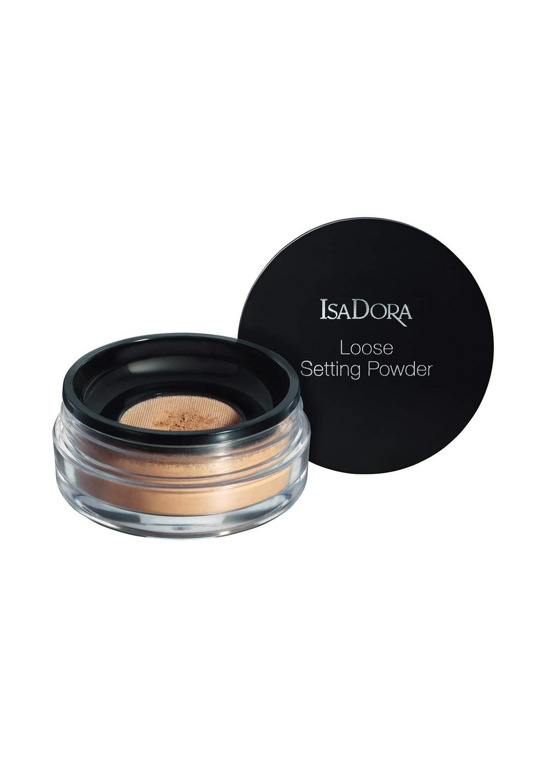IsaDora 316546 Loose Setting Powder Medium No.05 بودرة تثبيت سائبة