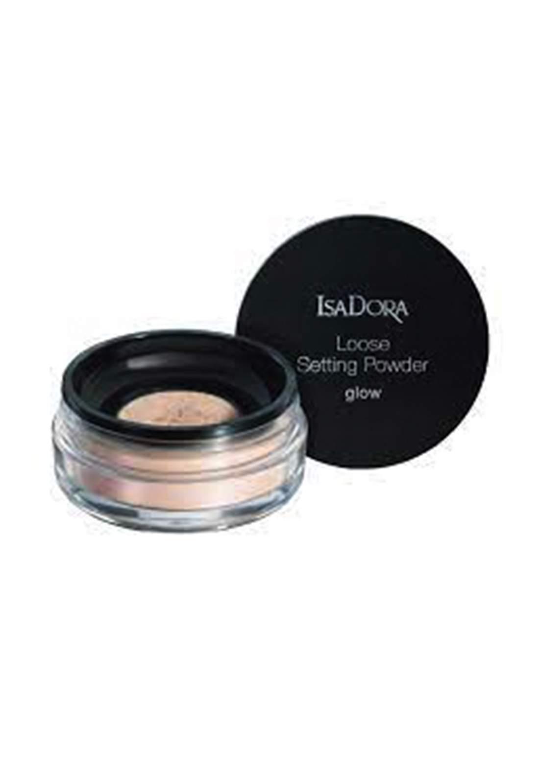 IsaDora 316548 Loose Setting Powder Glow NO.20 بودرة تثبيت سائبة