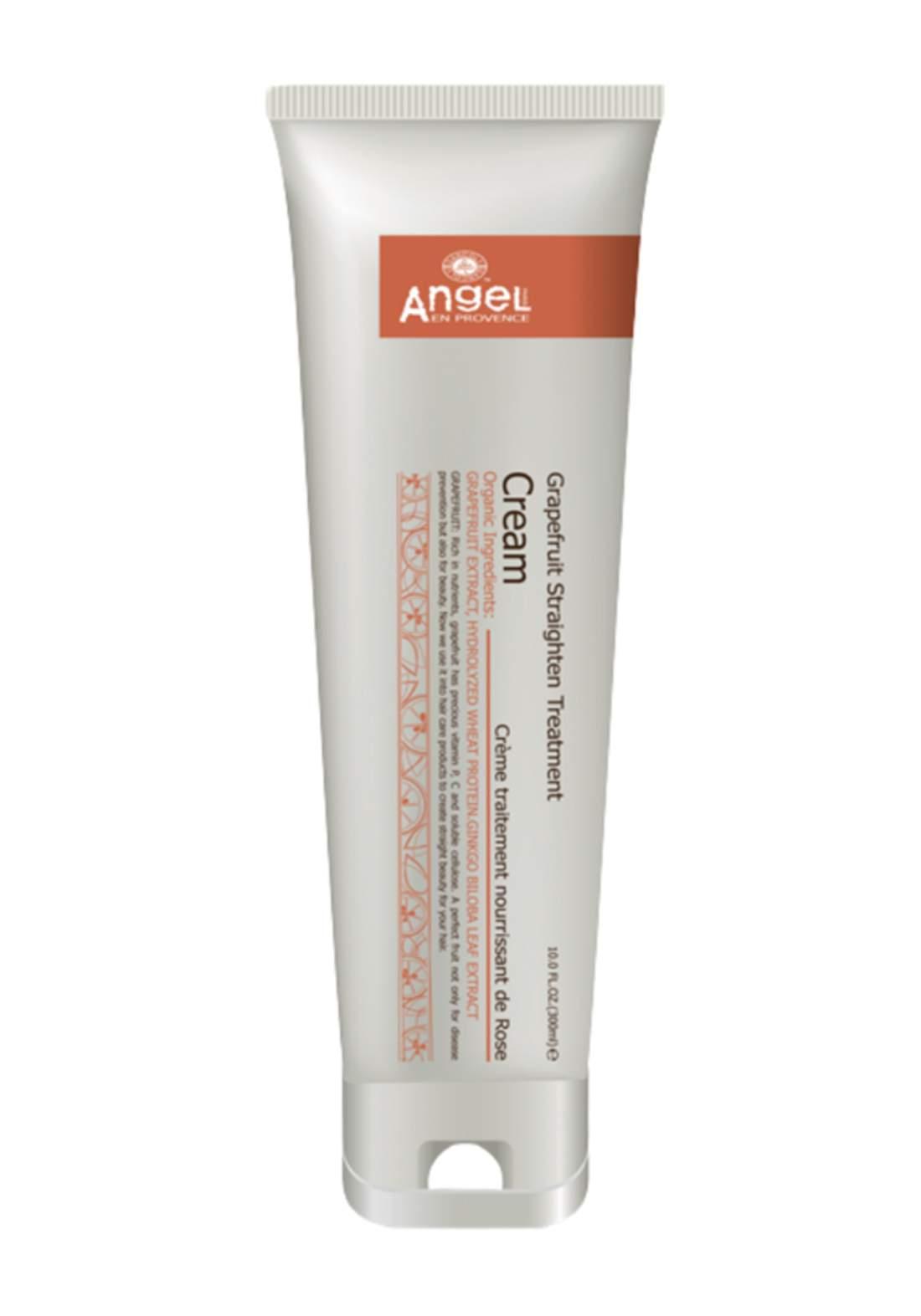 Angel En Provence Grapefruit Straighten Treatment Cream 300ml كريم
