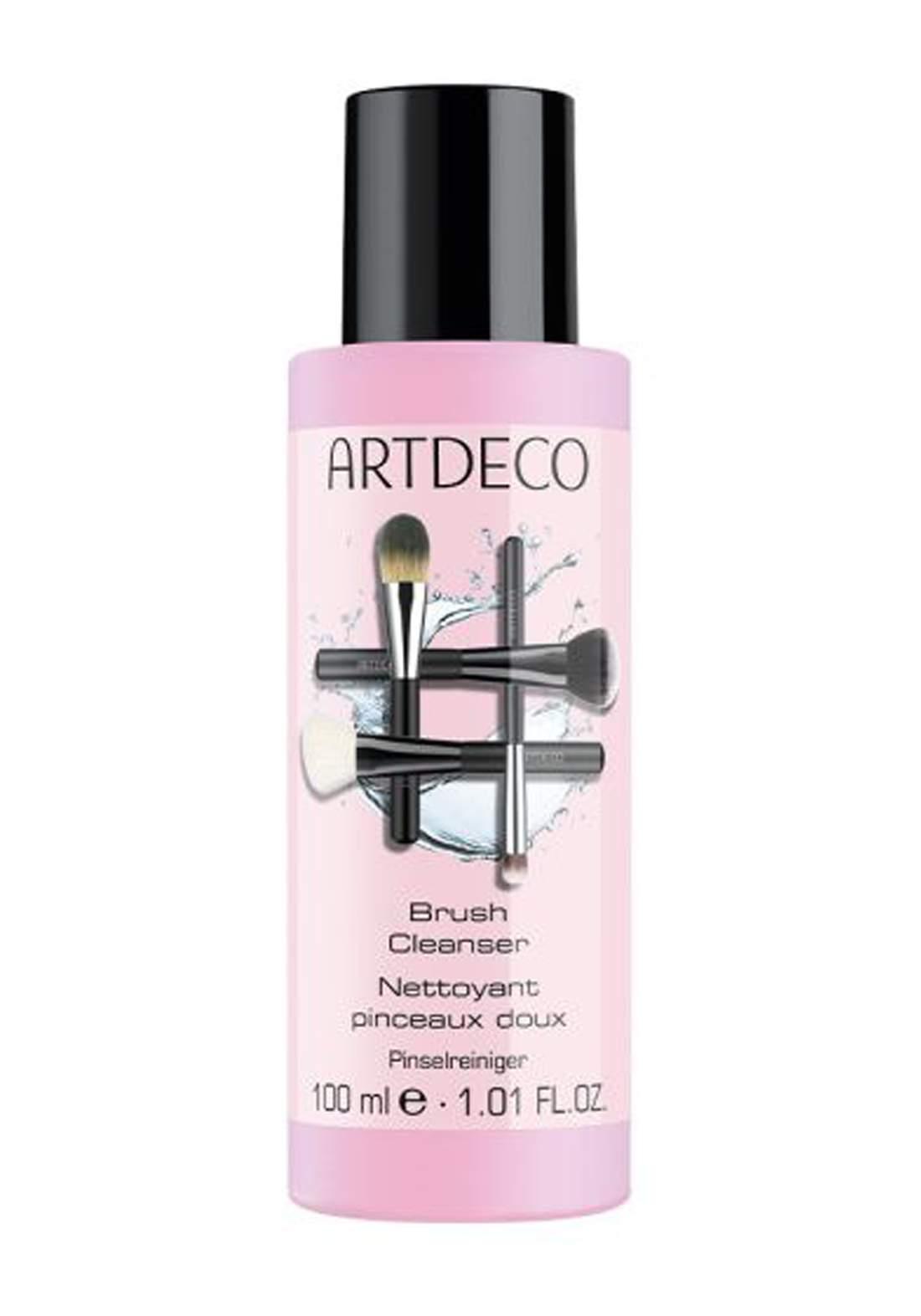 Artdeco Brushes Brush Cleanser 100ml -  for Women منظف الفرشاة