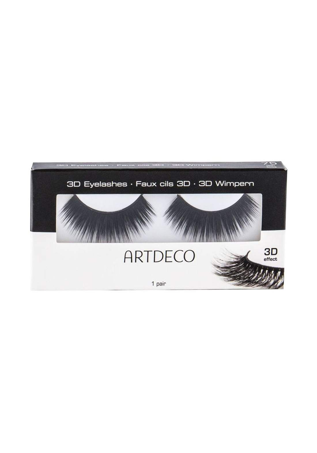 Artdeco 3D Eyelashes (1ml) (75 Lash Boss) رموش
