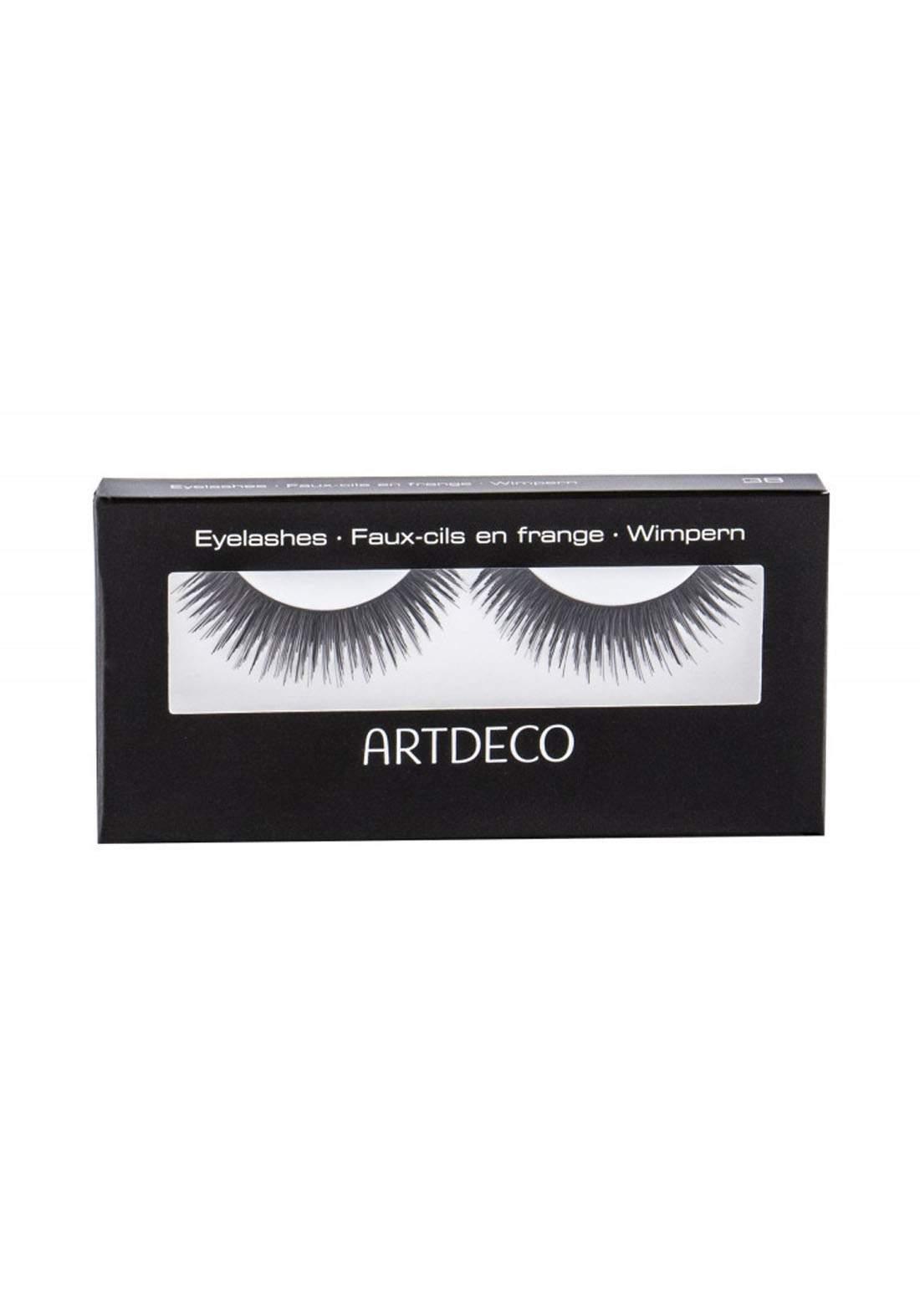 Artdeco Strip Lashes False Eyelashes No.38 Black رموش