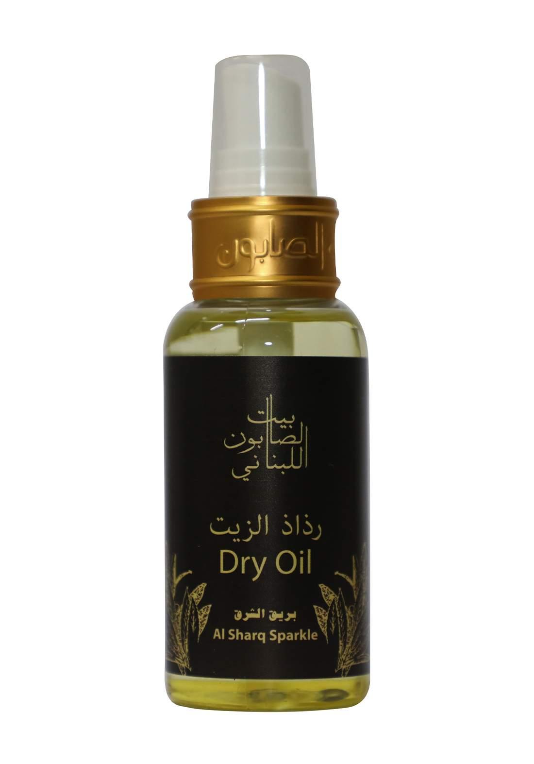Bayt Alsaboun Alloubnani-317443 Hair Velvet Alsharq Sparkle 80ml معطر للشعر