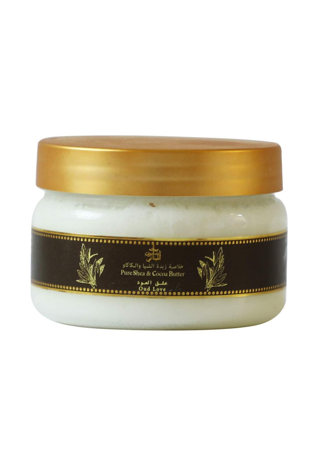 Bayt Alsaboun Alloubnani-317491 Pure Shea&Cocoa Butter Oud Love 115g زبدة الشيا