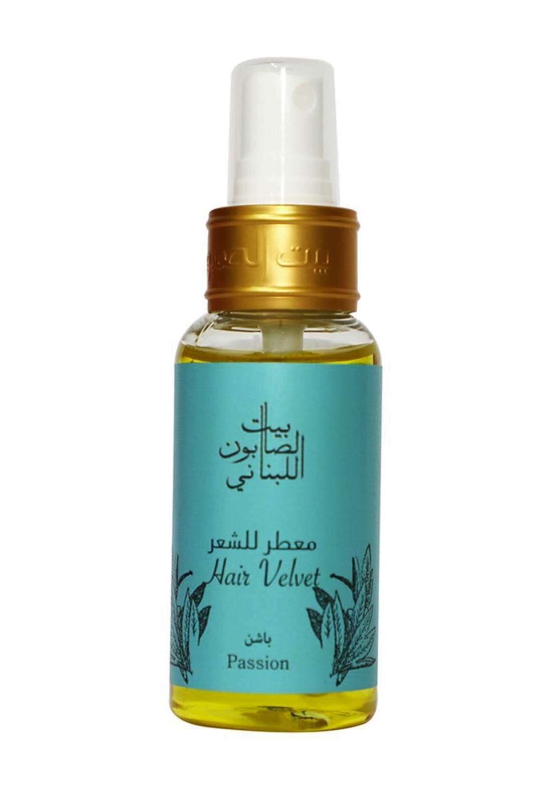 Bayt Alsaboun Alloubnani-317444 Hair Velvet Passion 80 Ml معطر للشعر