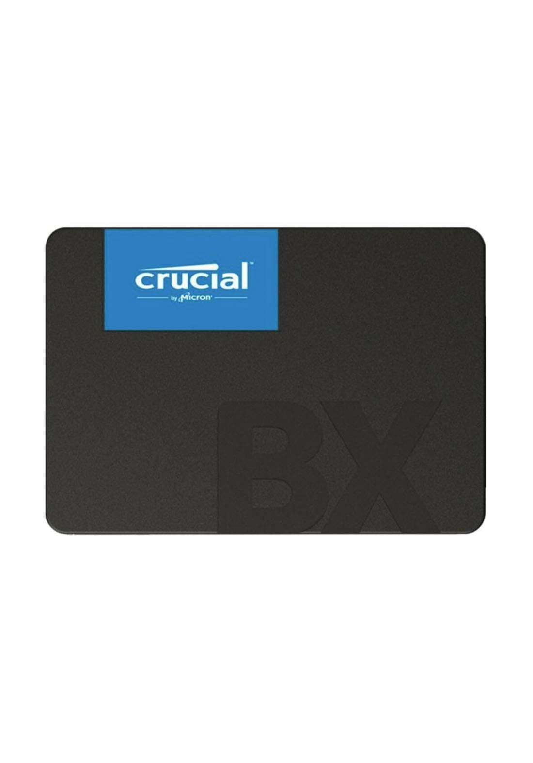 Crucia SSD 120GB Crucial BX500 3D NAND SATA 3 - Black