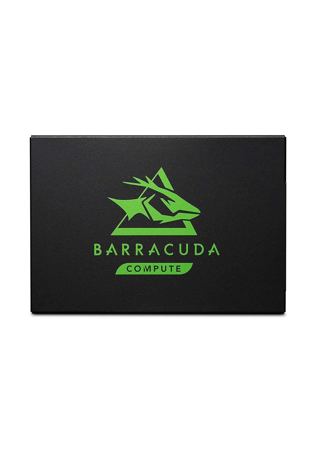 Seagate Barracuda 2.5 Inch 250GB 3D TLC Internal Solid State Drive هارد داخلي
