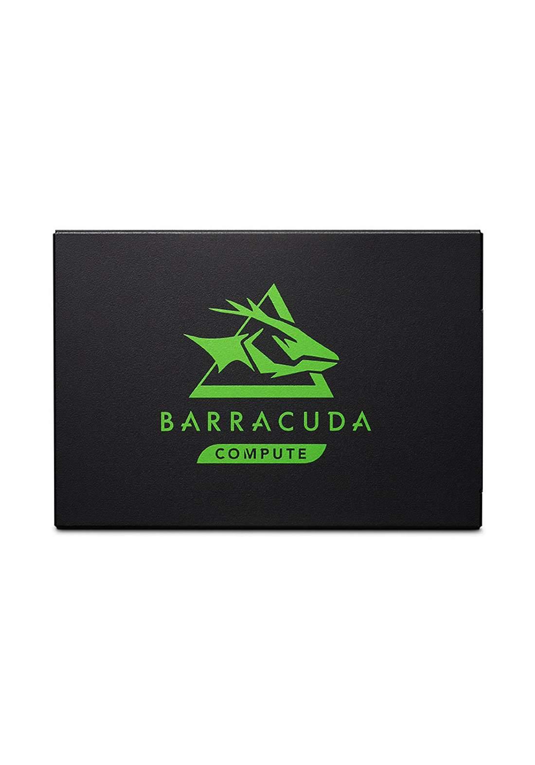 Seagate Barracuda 2.5 inch 500GB 3D TLC Internal Solid State Drive هارد داخلي
