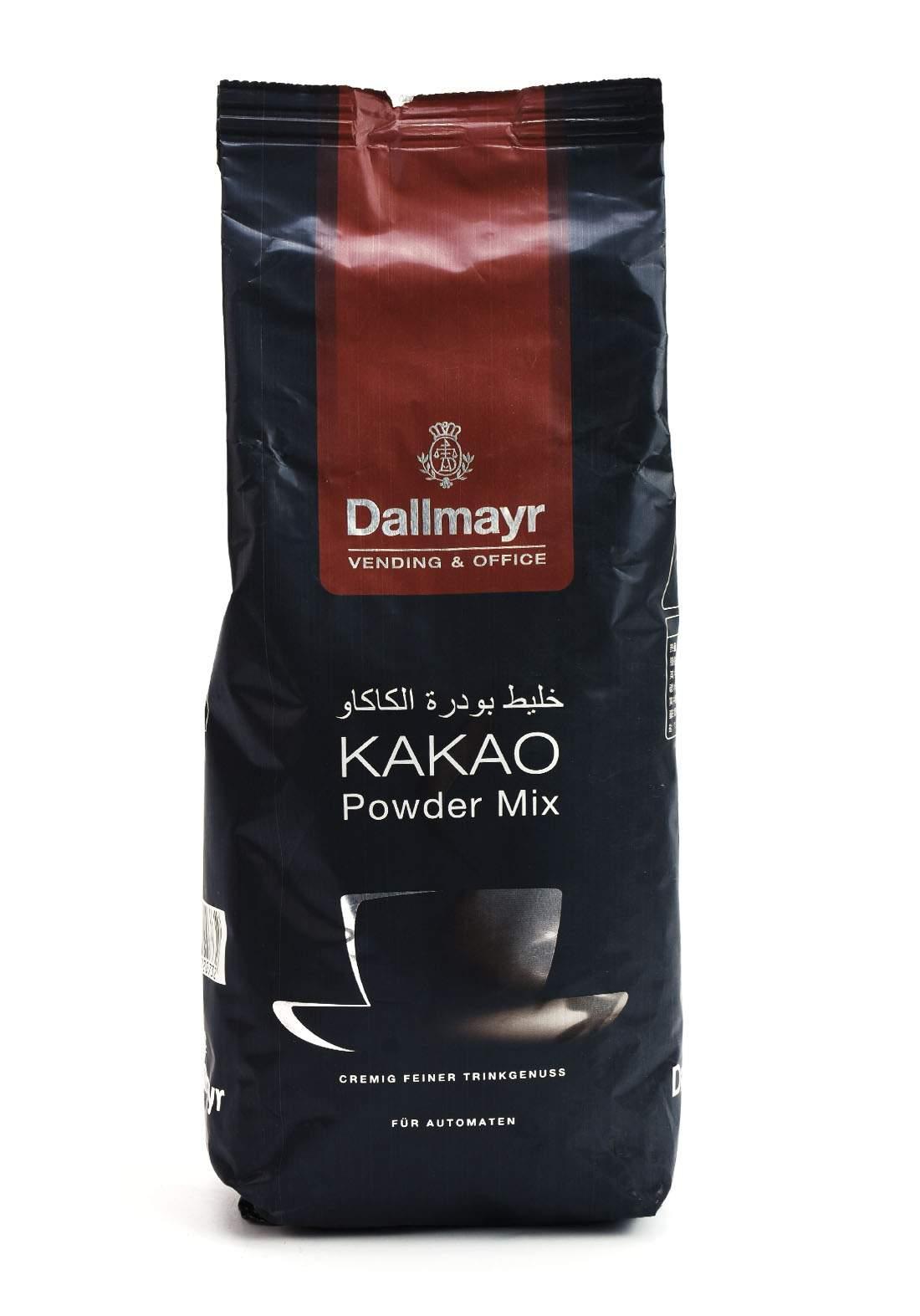 Dallmayr Vending & Office Kakao 1kg خليط بودرة الكاكاو