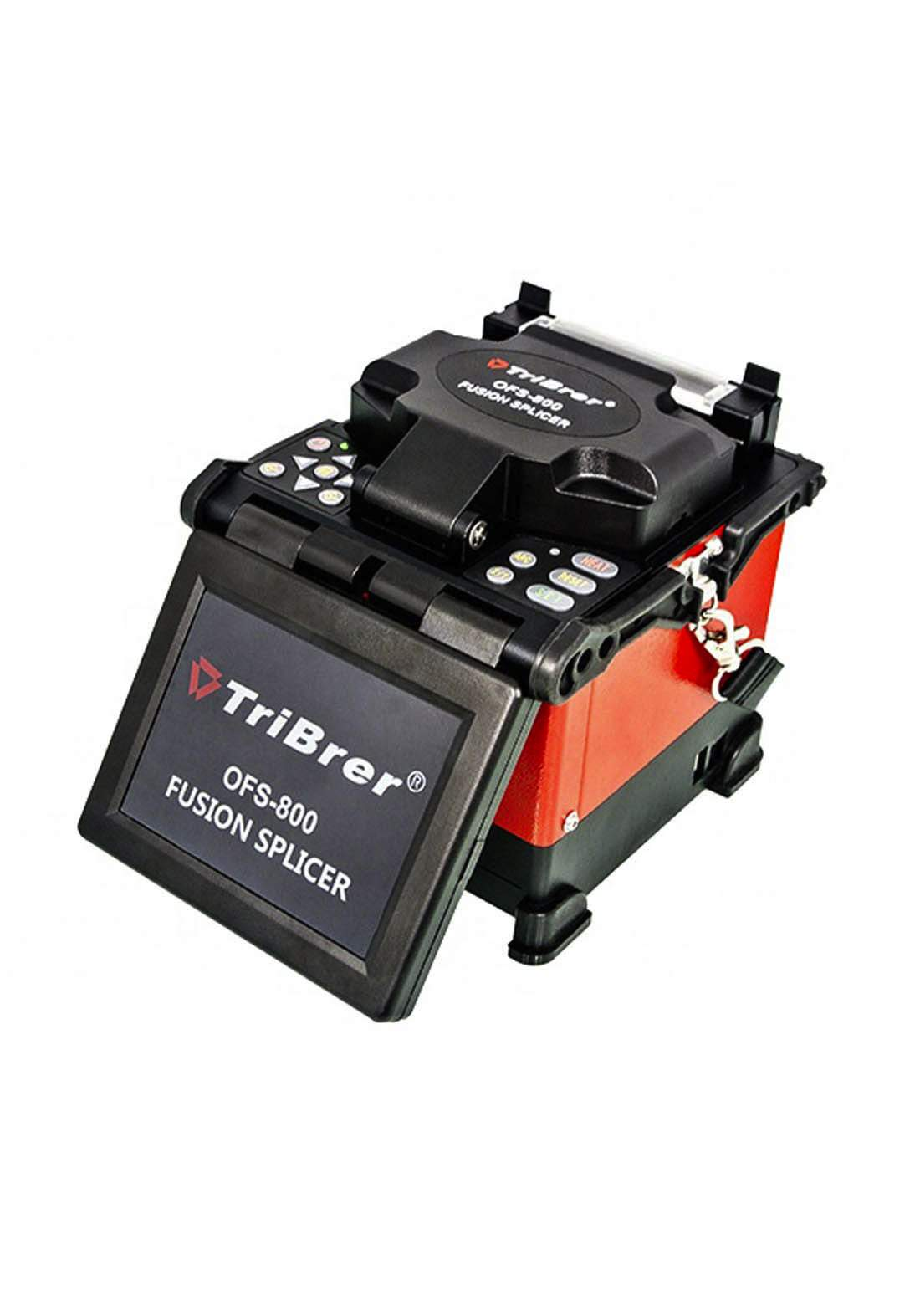 TriBrer OFS-800 Single Fiber Fusion Splicer ماكنة لحام الألياف الضوئية