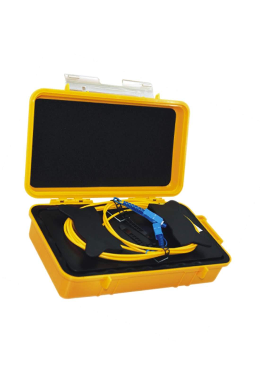 TriBrer TK-33 Fiber Launch Cable - Yellow ماكنة لحام