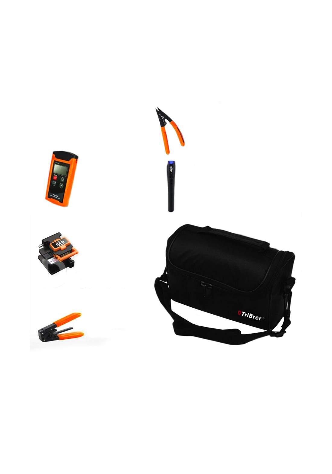 Tribrer BOU350 Ftth Tool Kit  مجموعة قياس الكابل الضوئي