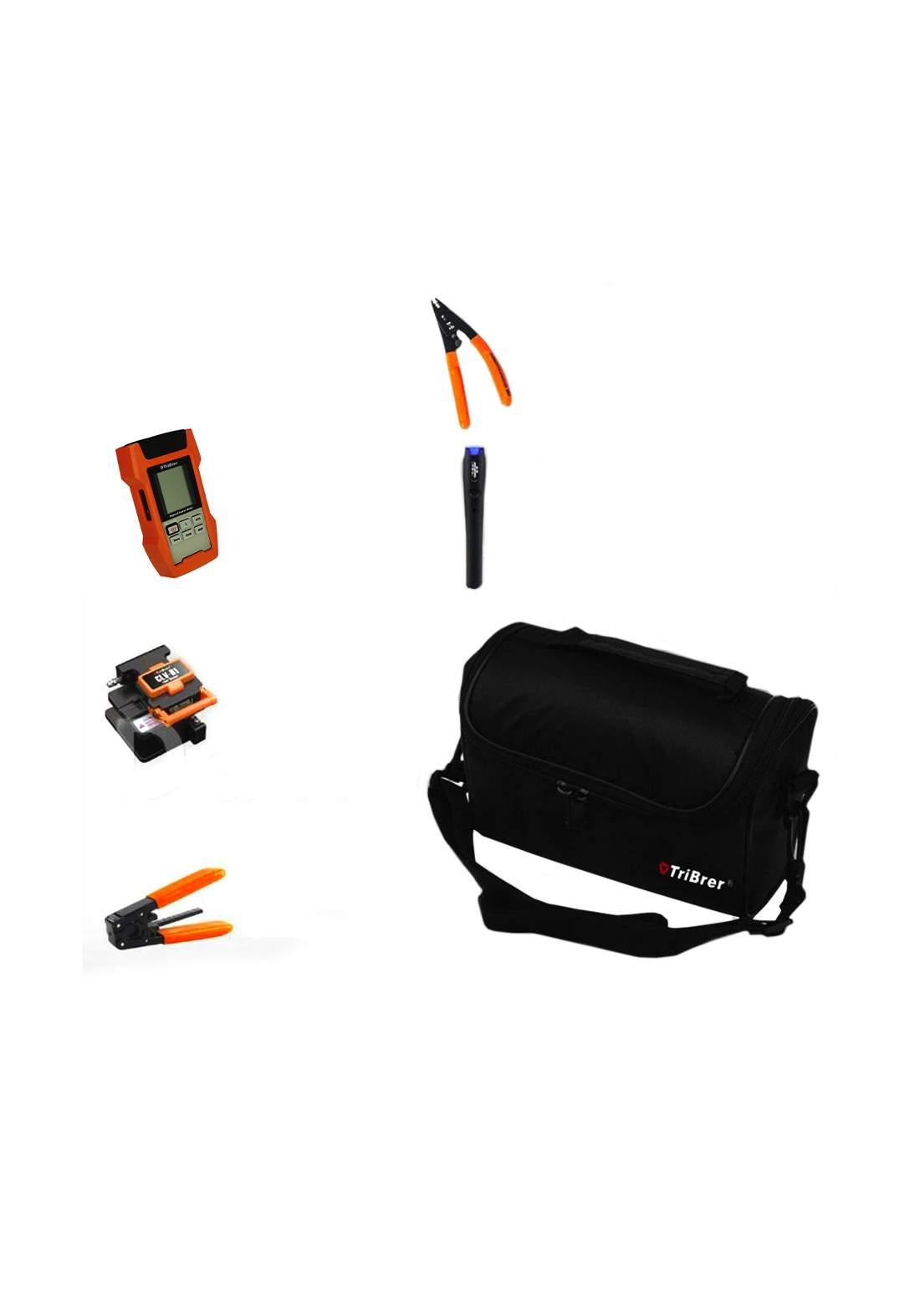 Tribrer AOP100 Ftth Tool Kit  مجموعة قياس الكابل الضوئي
