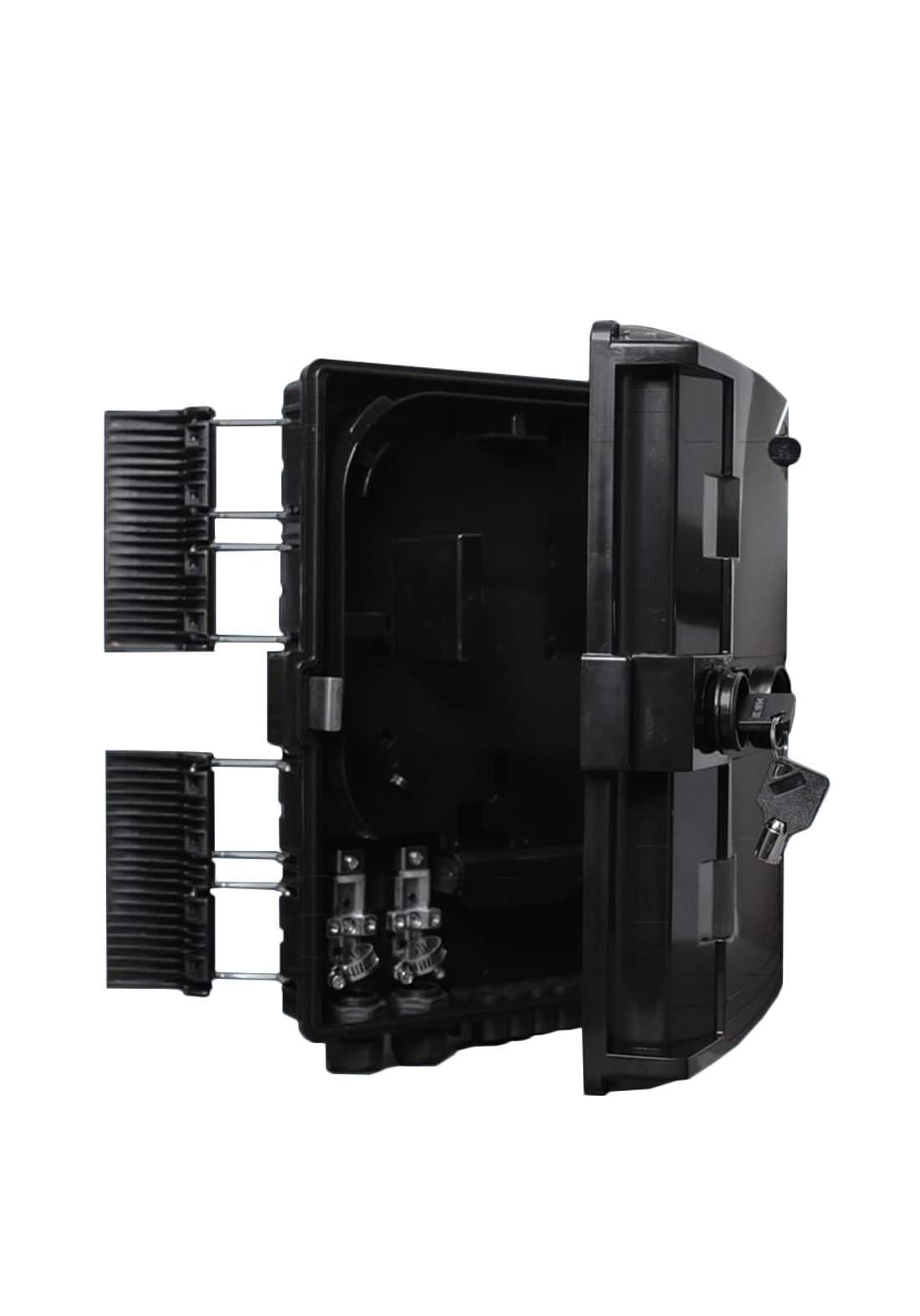 STS Armored 1x8 BOX - Black  صندوق معدات