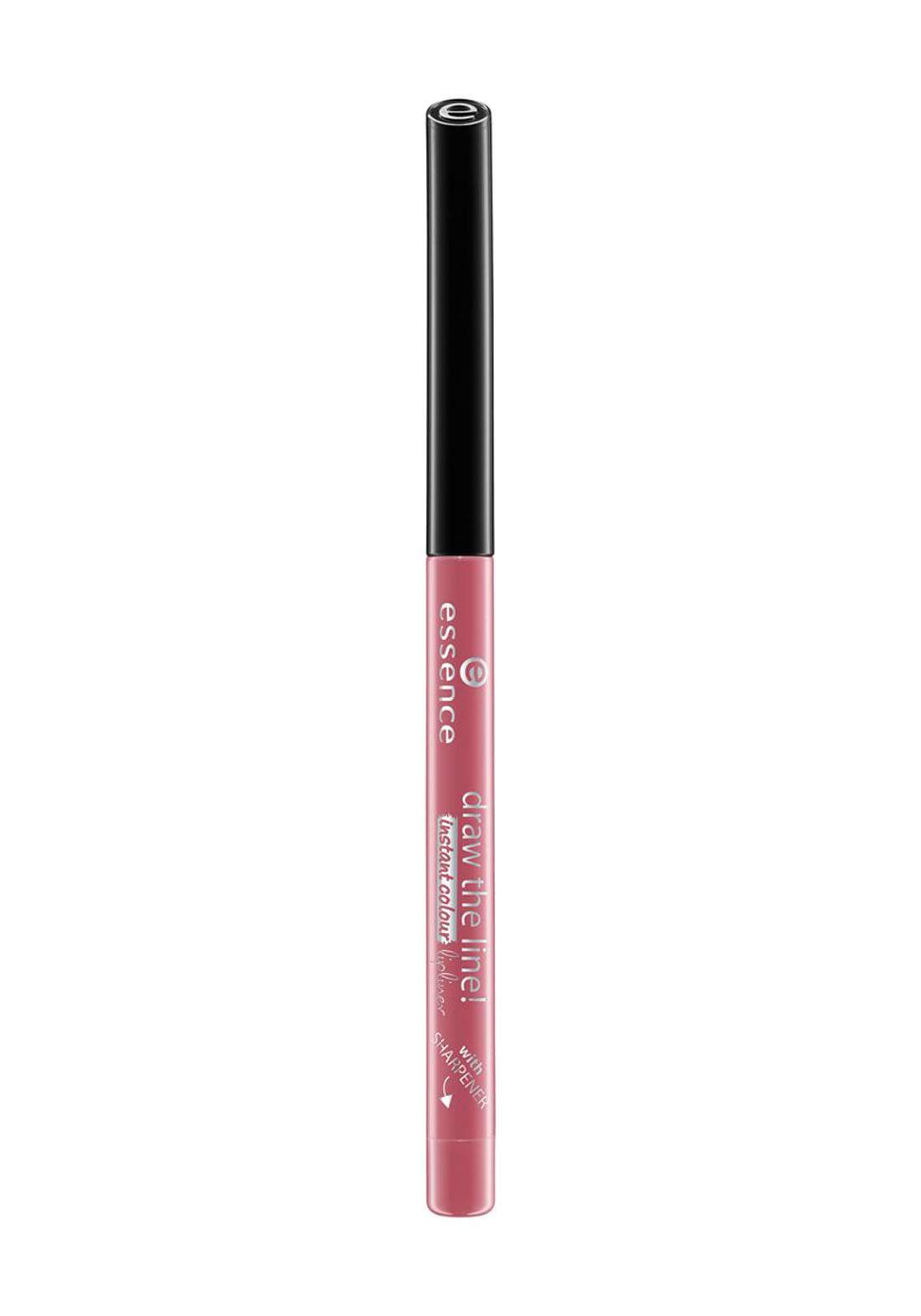Essence Draw The Line! Instant Colour Lipliner No.08 Eternal Beauty محدد الشفاه