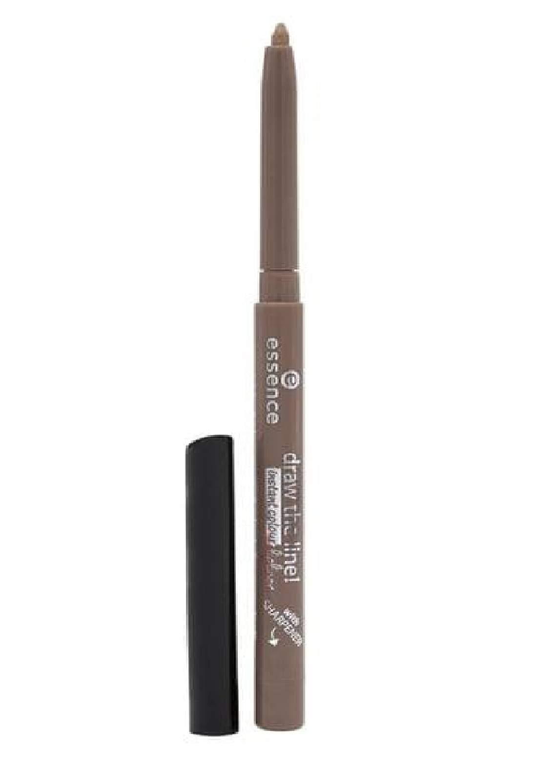 EssenceDrew The Line Lip Liner Colour Lipliner No.01 Sand Aside محدد الشفاه