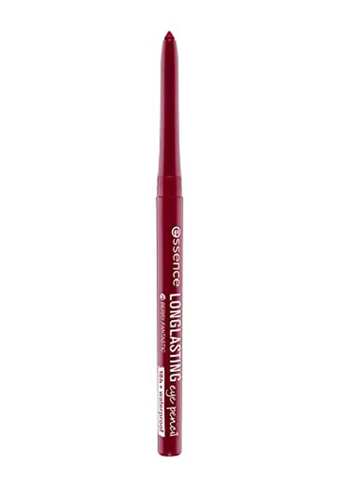 Essence Long Lasting Eyeliner  No.29 Fantastic Berry محدد العيون