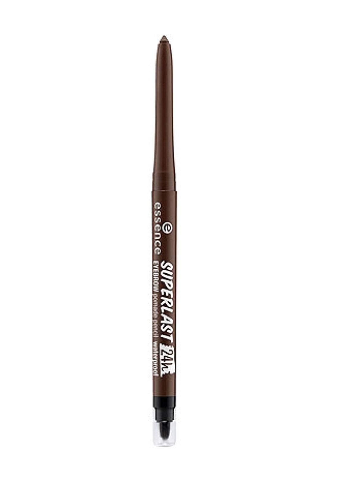 Essence Superlast Eyebrow Pencil Waterproof No.30 Dark Brown قلم تحديد الحاجب