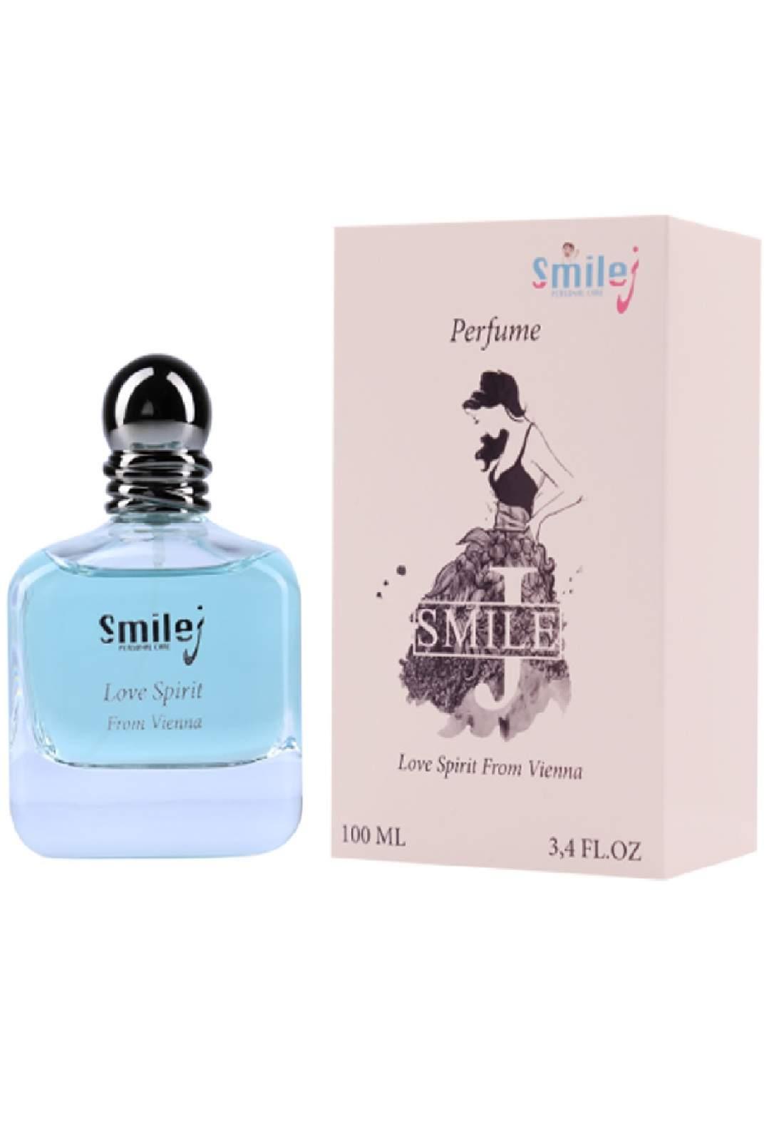 smilej Perfume Love Spirit From Vienna 100ml عطر نسائي