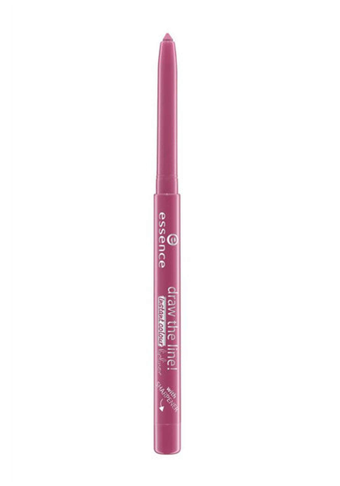Essence Draw The Line! Instant Colour Lipliner No.16 Fancy Blush محدد الشفاه
