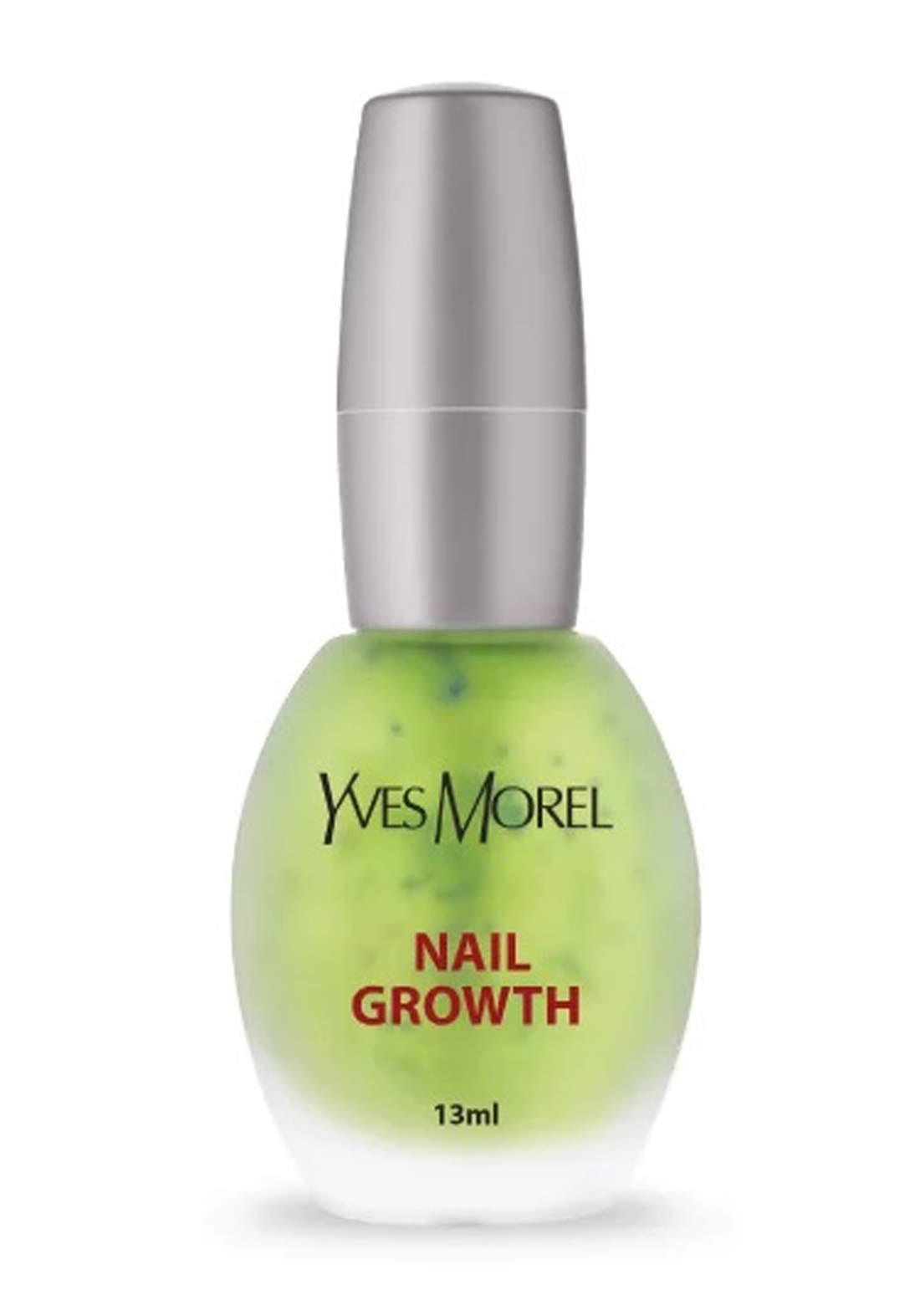 Yves Morel  Nail Growth 13ml مطول ومقوي للاظافر