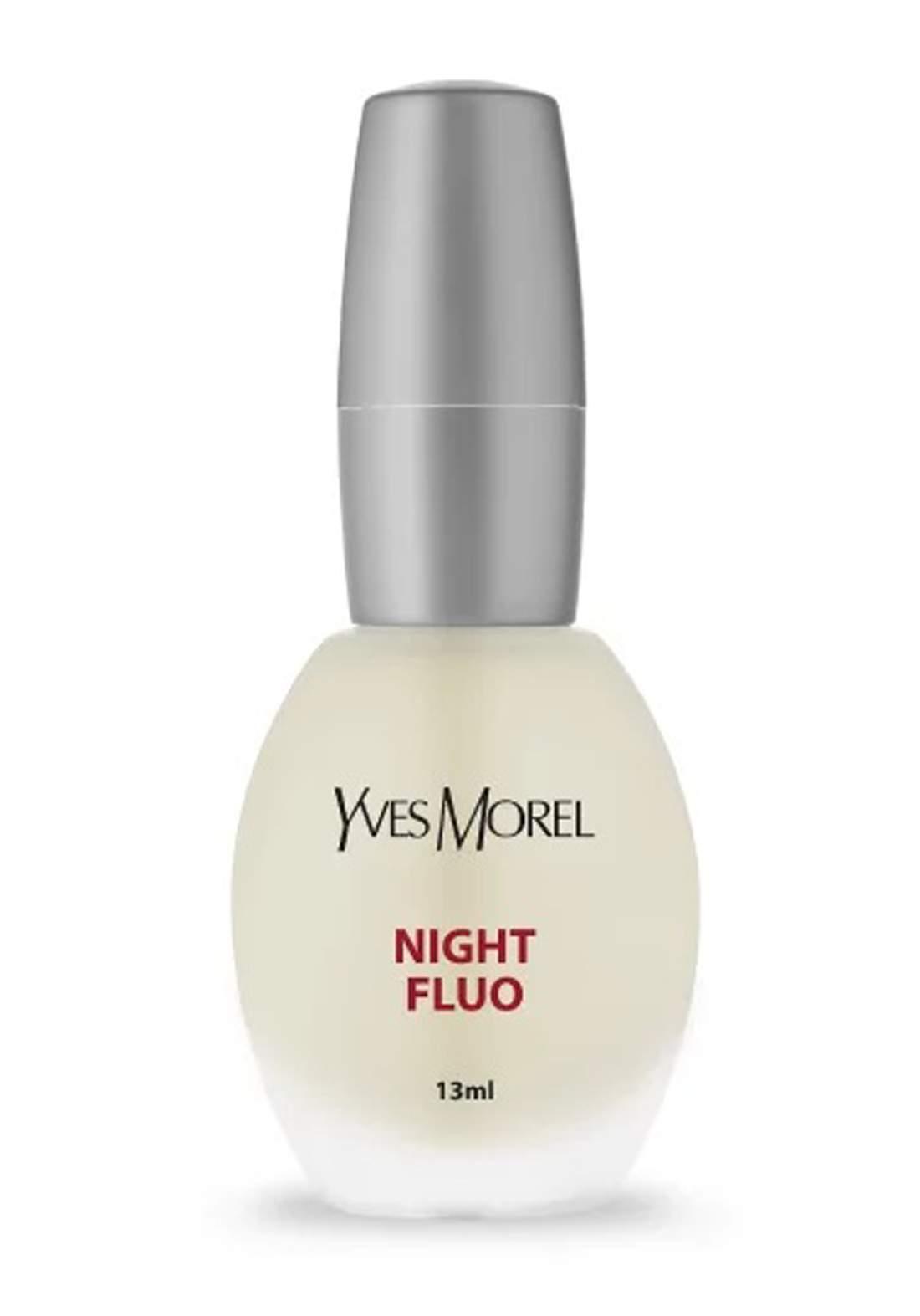 Yves Morel Nail Night Fluo 13ml مجفف طلاء اظافر