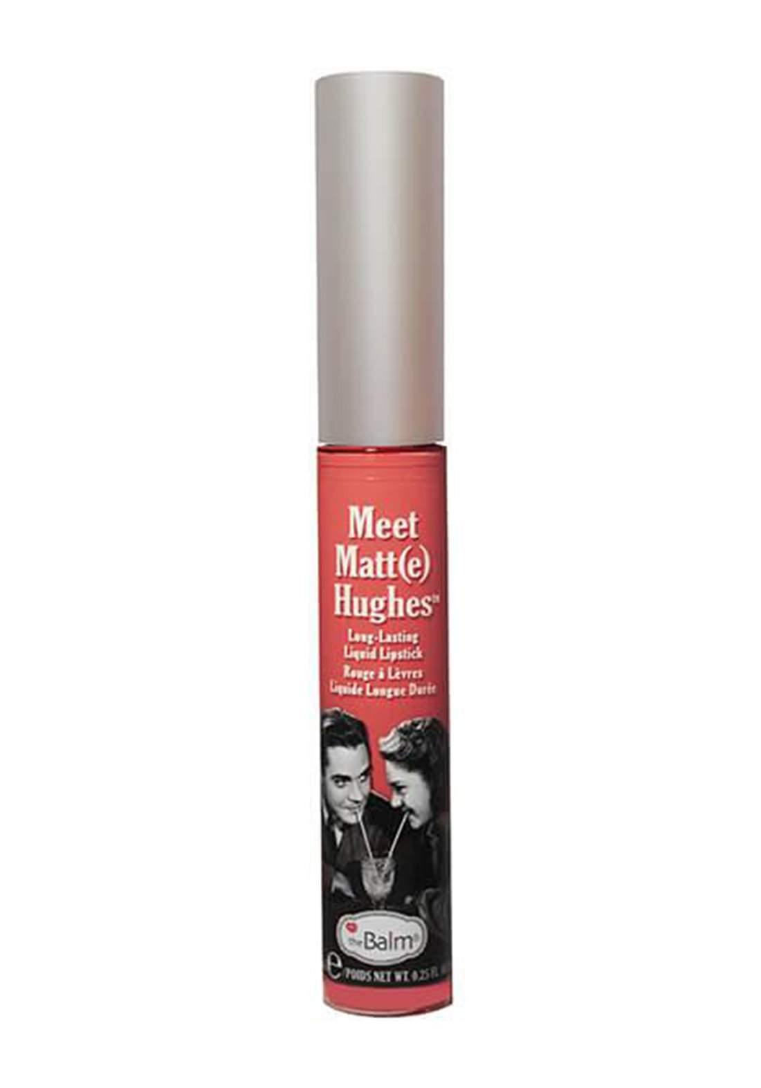 The Balm Meet Matt Hughes Lipstick Honest  احمر شفاه