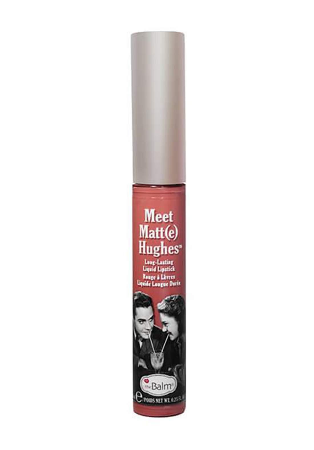 The Balm Meet Matt Hughes Lipstick Committed  احمر شفاه