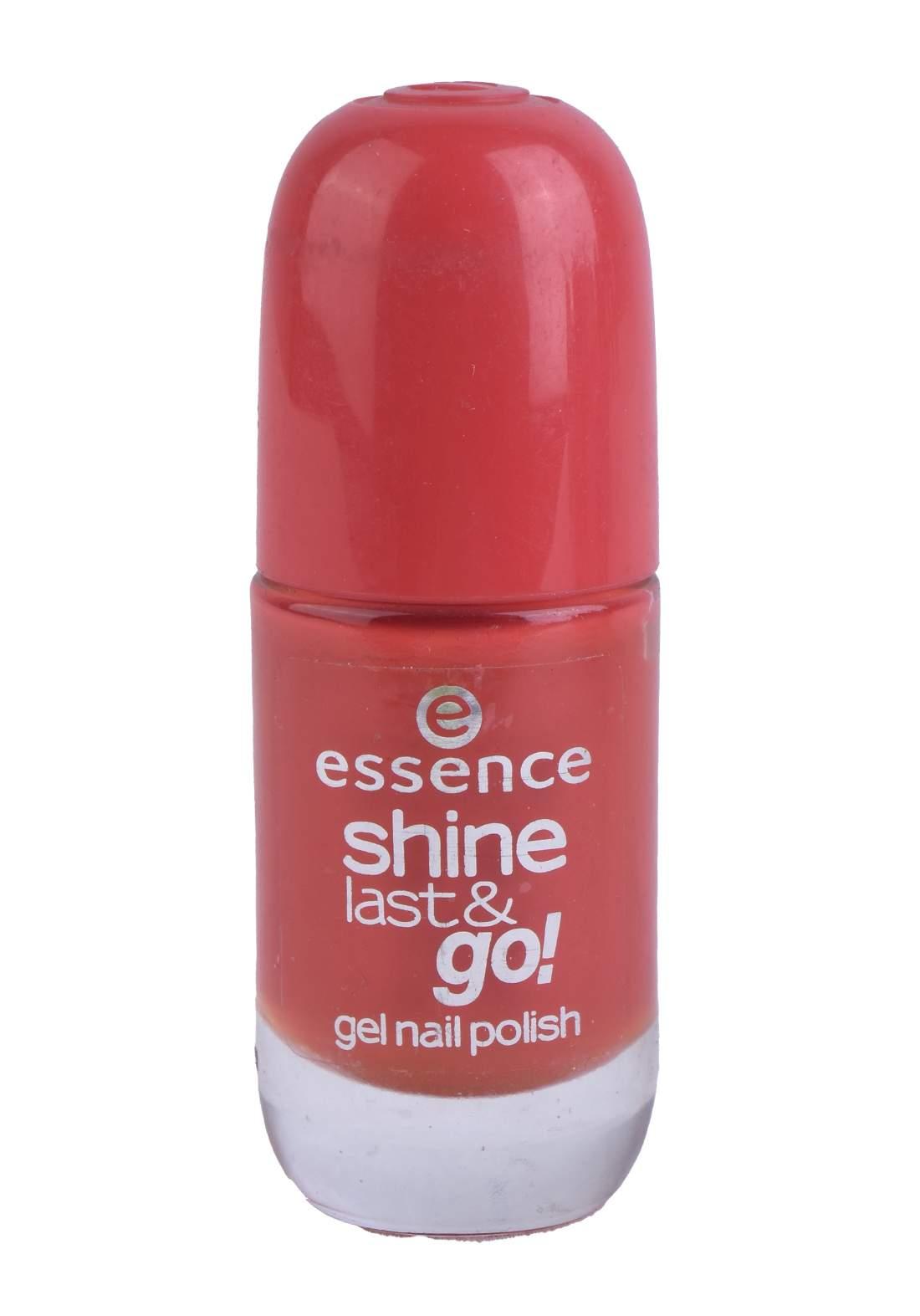 Essence Shine Last&Go Nail Polish 8ml No.17 طلاء اظافر