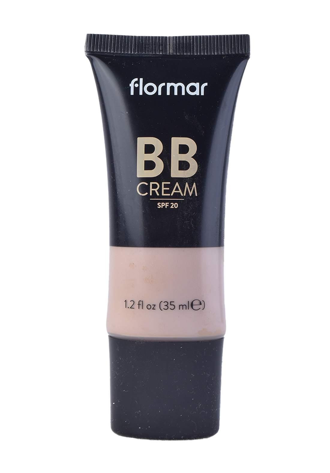 Flormar BB Cream SPF 20 Fair\Light 35ml بي بي كريم