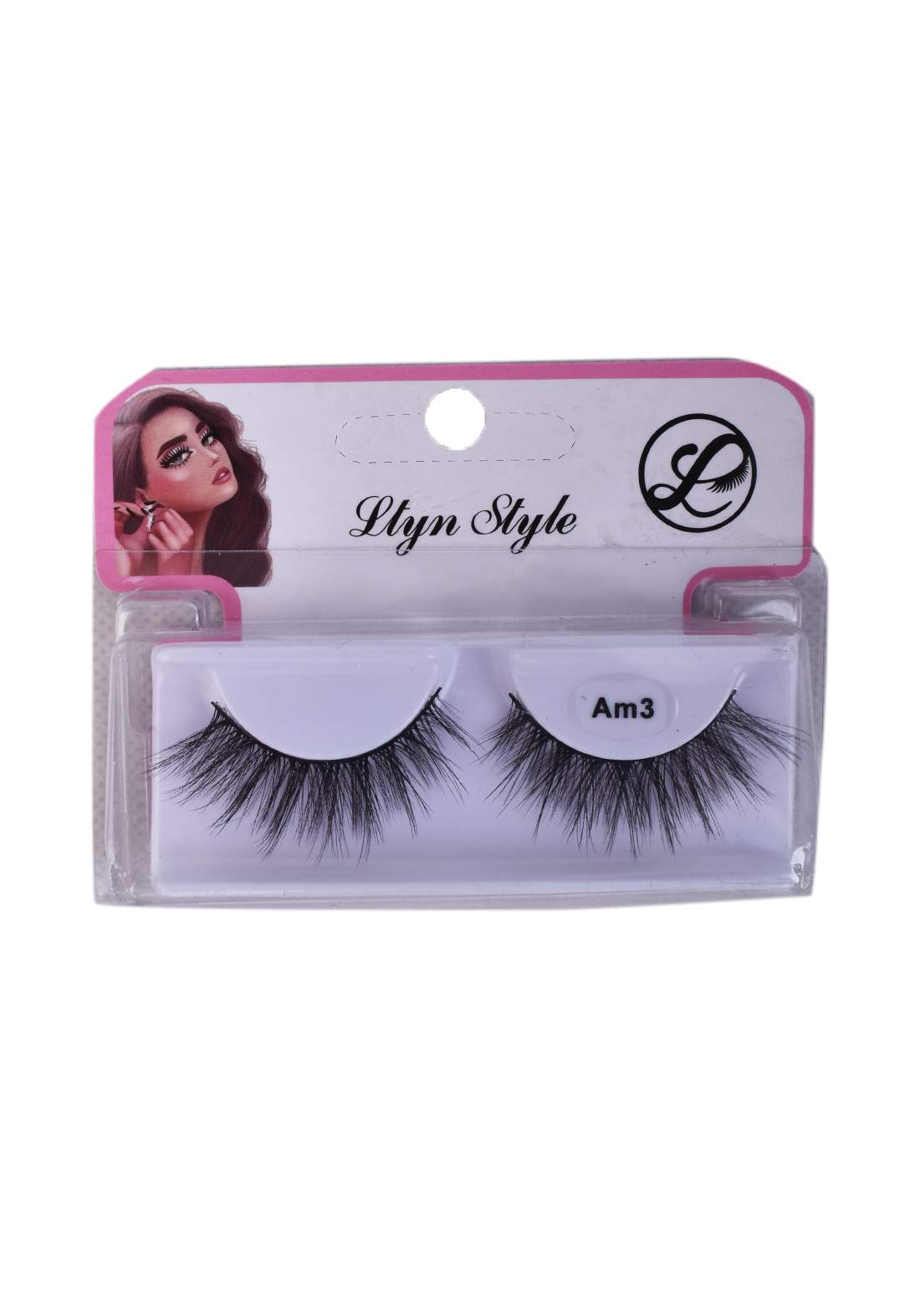 Lytn Style no.Am3 False Eyelashes رموش صناعية