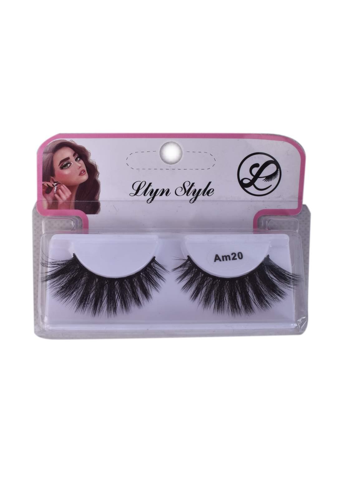 Lytn Style no.Am20 False Eyelashes رموش صناعية