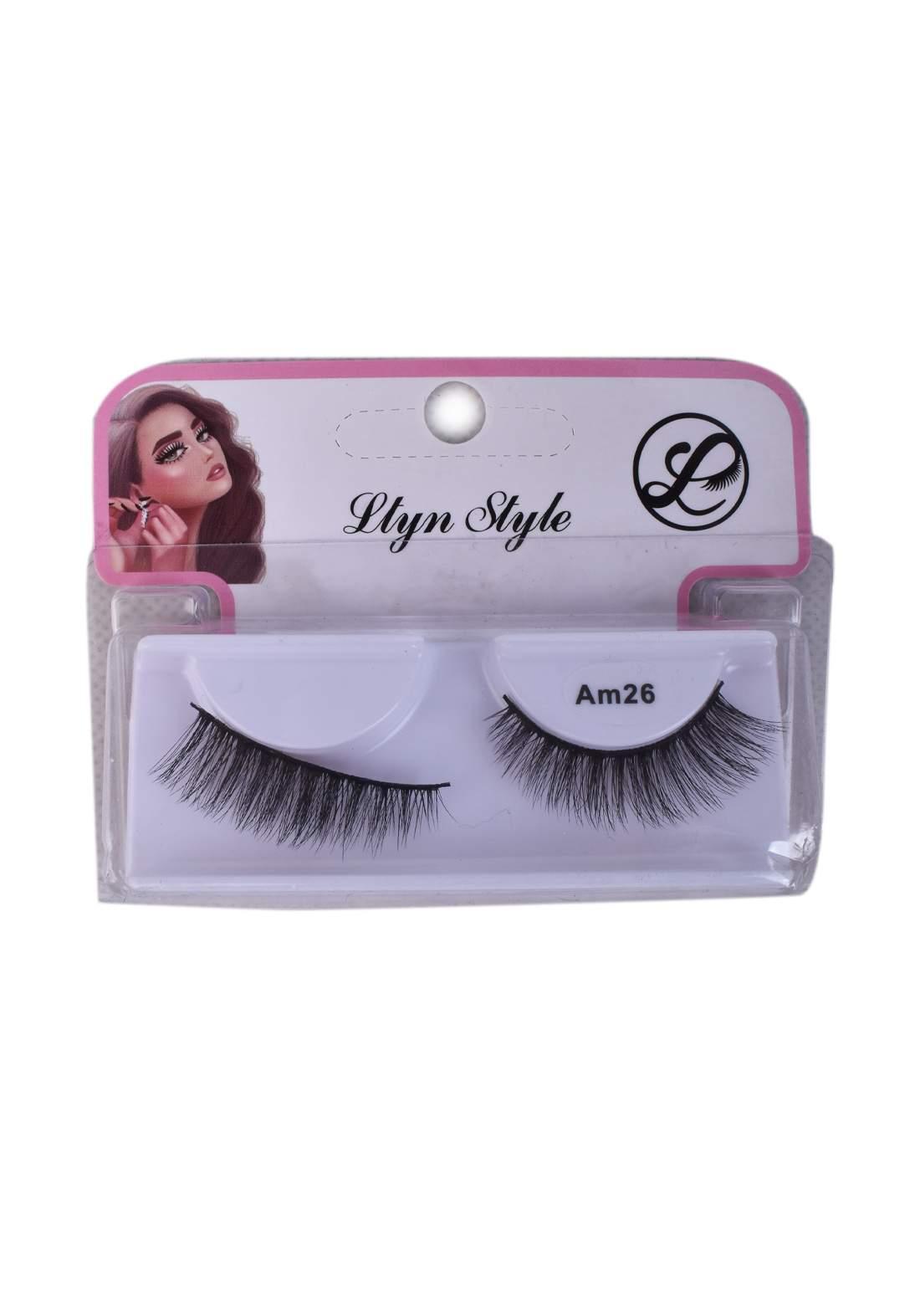 Lytn Style no.Am26 False Eyelashes رموش صناعية